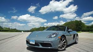 Porsche Boxster Base - 2017 porsche 718 boxster review consumer reports