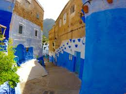 Morocco Blue City by All Good Things Are Blue A Weekend In Chefchaouen U2013 Isa Study