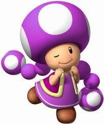 Toadette Halloween Costume Purple Toadette Purple Mario Peach Mario