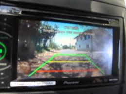reverse camera install on a 2012 nissan frontier youtube