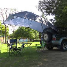 Tent Awning Awning Tent 3x3 2m Army Military Car Cover Camping Waterproof Tarp