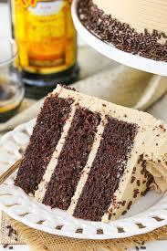 kahlua coffee chocolate layer cake life love and sugar