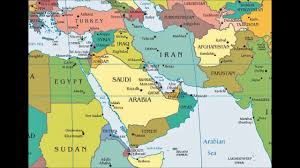 Bahrain Map Middle East by There Will Be War Between America U0026 Iran Youtube