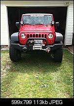 Rugged Ridge 8500 Winch Lessons Learned Rugged Ridge Xhd Winch Install Jeepforum Com