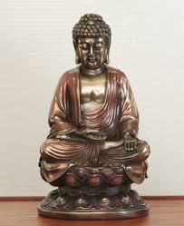 buddha statues for home decor cold cast bronze shakyamuni buddha statue buddha groove