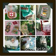 Classroom Theme Decor Introducing U2026camp Learn A Lot Schoolgirlstyle