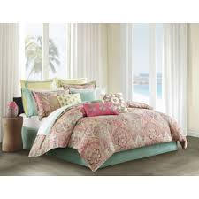 Echo Bedding Sets Shop For Echo Design Guinevere 4 Comforter Set Get Free