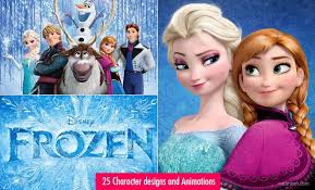 frozen 25 character designs wallpapers trailers latest