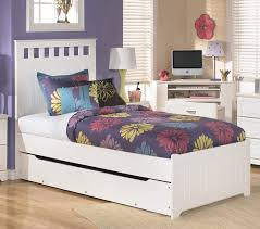 Trundle Bed Frame And Mattress Bedroom Foxy Image Of Purple Bedroom Decoration Using White