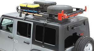 surco safari hardtop rack for 07 17 jeep wrangler u0026 wrangler