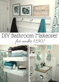 simply beautiful by angela bathroom makeover on a budget big