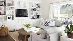 sofa ideas for small living rooms small living room with sectional 12 ideas for a grey hgtv s
