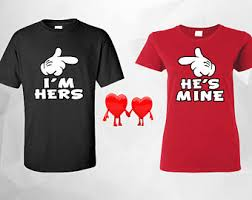 his and hers shirts etsy
