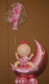 balloon delivery las vegas baby shower balloon bouquets baby girl balloon bouquet baby