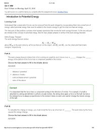 mastering physics ch 11 hw college physics i brian uzpen lccc