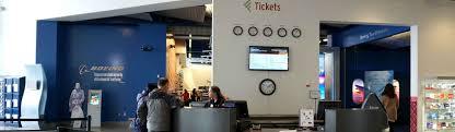Ticket Desk Boeing Tour Tickets Future Of Flight Aviation Center Seattle