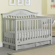 Fisher Price Convertible Crib Fisher Price 4 In 1 Convertible Crib In Grey