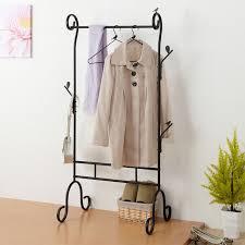 porte v黎ements chambre le nouveau porte manteau en fer atterrissage simple armoire chambre