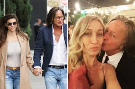shiva safai mohamed hadid 7 celebrities whose partners are basically the same age as their kids