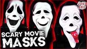 scary movie masks smiley stoned wassup youtube