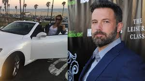 lexus deals on new cars ben affleck u0027s former nanny shows off new luxury car ny daily news