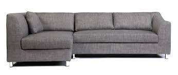 miliboo canapé canapé d angle convertible gris angle gauche miami miliboo