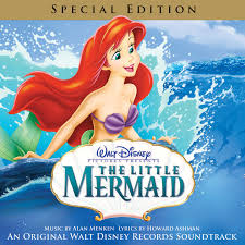 mermaid original walt disney records soundtrack