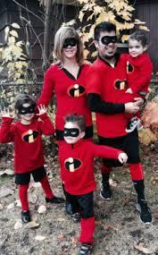 Halloween Costumes Incredibles 24 Amazing Family Halloween Costumes