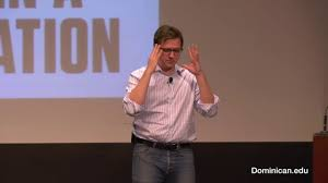 chris hayes spoke at dominican university of california youtube