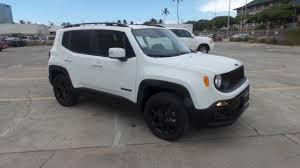 jeep renegade altitude new 2017 jeep renegade latitude 4x4 sport utility in honolulu