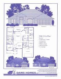 adams homes floor plans south pointe adams homes