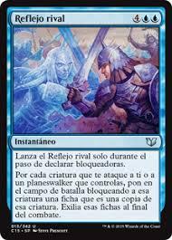 reflejo rival commander 2015 gatherer magic the gathering