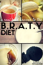 braty diet for stomach problems real food style