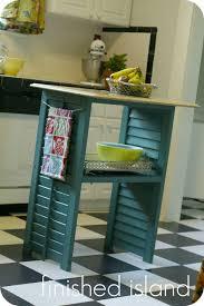 Upcycling Old Windows - kitchen island mini kitchen window and kitchens