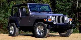 jeep wrangler height 2004 jeep wrangler utility 2d rubicon 4wd specs and performance