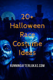 20 halloween race costume ideas running after lukas