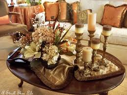 Fall Centerpieces With Feathers by A Stroll Thru Life Decorating With Pheasant Feathers