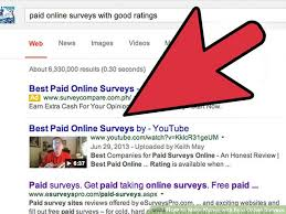 Money Making Online Surveys - 3 ways to make money with free online surveys wikihow