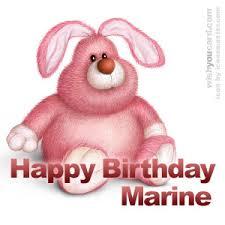 happy birthday marine free e cards