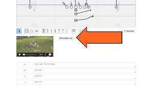Flag Football Play Designer Add A Play Hudl Support