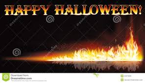 Happy Halloween Banners by Fire Happy Halloween Banner Stock Vector Image 45373029