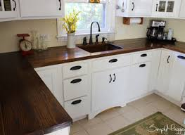 Classic White Kitchen Cabinets White Kitchen Cabinets With Wood Countertops Yeo Lab Com