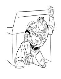 buzz lightyear coloring pages print eliolera