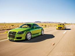2001 and 2002 audi tt quattro lemon u0026 lime eurotuner magazine