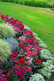 best 25 front flower beds ideas on flower bed plants
