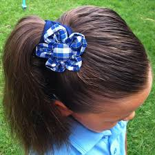 school hair accessories school hair accessories flower hair tie school pride accessories