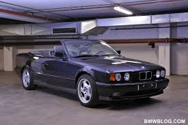 bmw series 5 convertible the one and only bmw e34 m5 convertible
