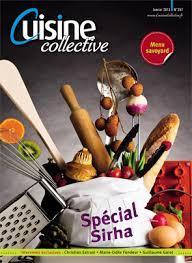 magazine cuisine collective cuisine collective de janvier 2013 n 257 abonnements du mois de