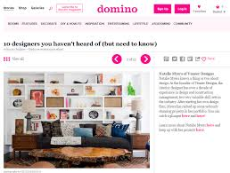 Interior Design Skills List Domino List Of 10 Up And Coming Designers U2014 Veneer Designs