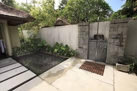 Simple Outdoor Showers - simple outdoor bathroom ideas brightpulse us